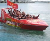 Auckland Jet Boot – Die schnellere Art die Stadt zu sehen