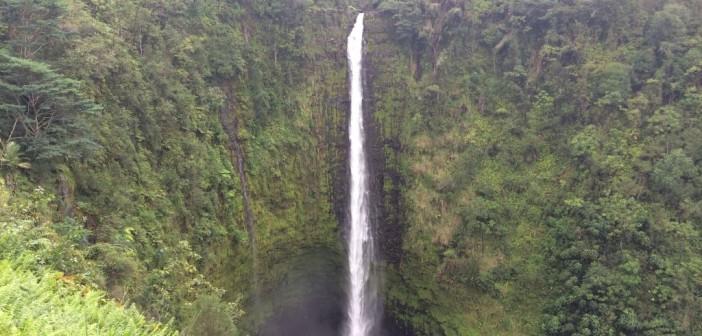 Akaka Falls State Park – Akaka Falls und Kahuna Falls