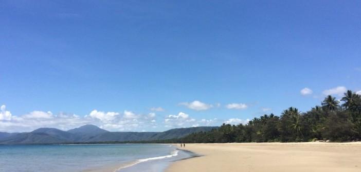 4-Mile-Beach – Endlos erscheinender Strand in Port Douglas