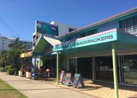 Hostel Caravella – Eher ruhiges Hostel am Rand von Cairns