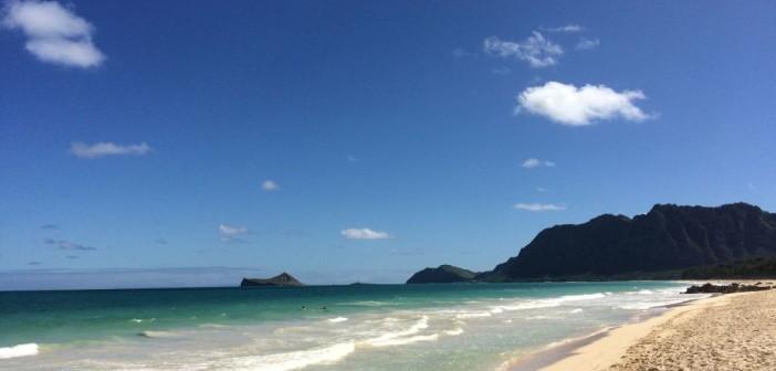 Waimanalo Beach – Mein neuer Lieblingsstrand in Hawaii