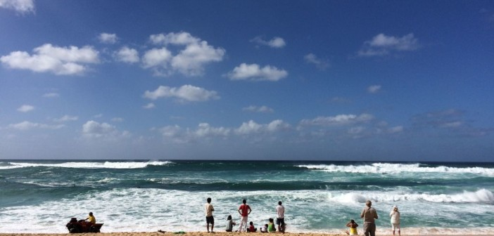 Sunset Beach – Im Winter ein top Spot für's Big Wave Surfing