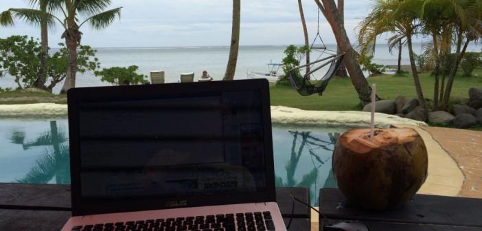 Internet in Fiji – Wegen der Kosten lieber nicht im Resort buchen