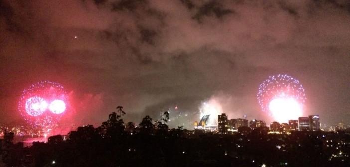 Silvester in Sydney – Top Aussicht auf die Harbour Bridge