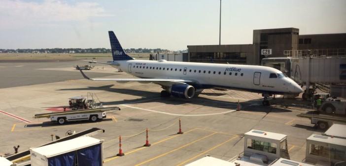 Es geht weiter – Flug von Boston nach Washington D.C.