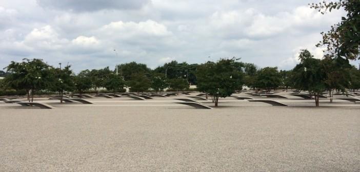 Fahrt zum Pentagon und Pentagon Memorial