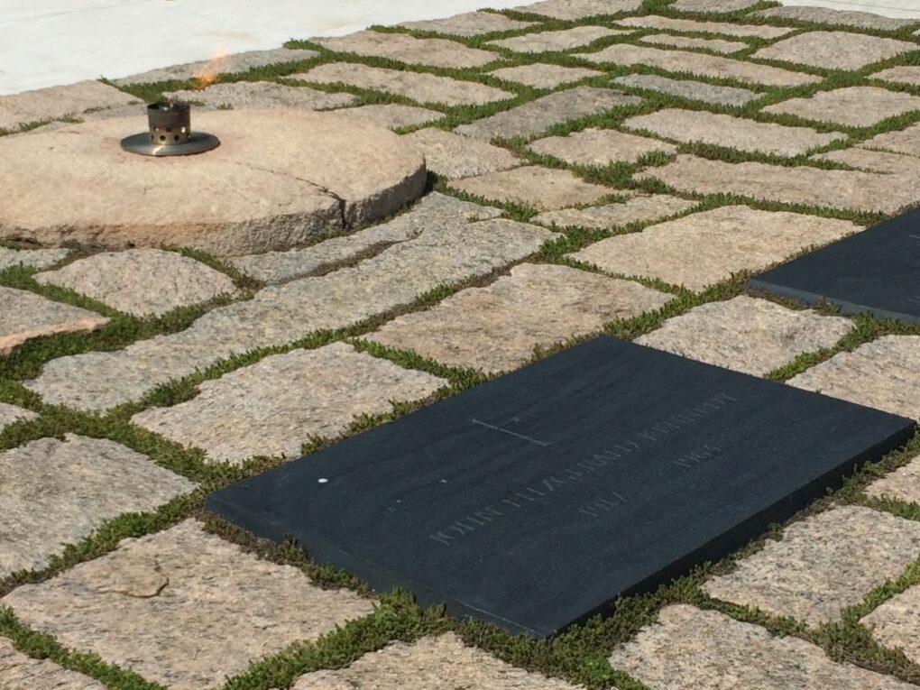Arlington National Cemetery Ruhestätte Für 400000 Menschen