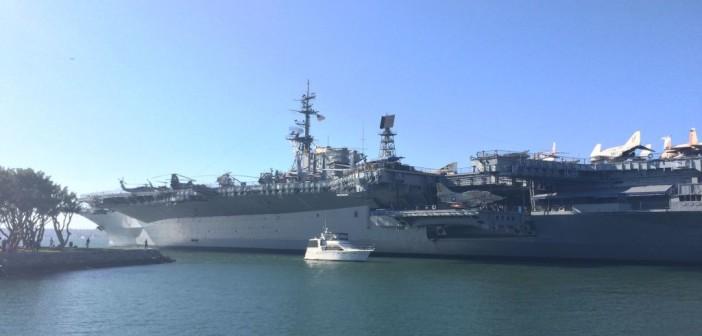 Flugzeugträger USS Midway – Als Museumsschiff in San Diego