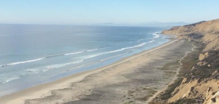 Black's Beach – 3km langer Strand im kalifornischen La Jolla