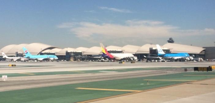 Weiter geht's – Flug von San Diego über LA nach Hawaii