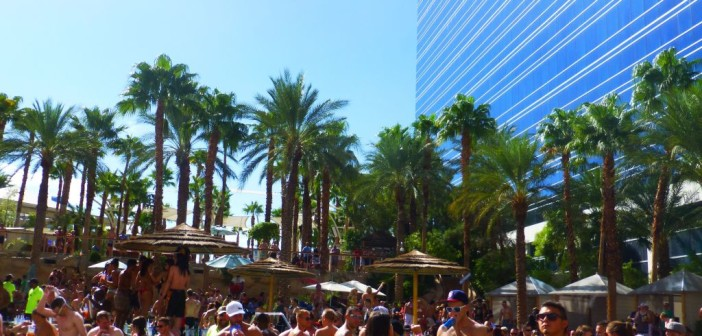 Rehab @ The Hard Rock – Pool-Party in Las Vegas