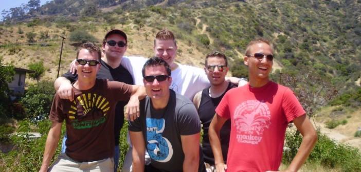 Erinnerungen an den USA-Roadtrip 2009