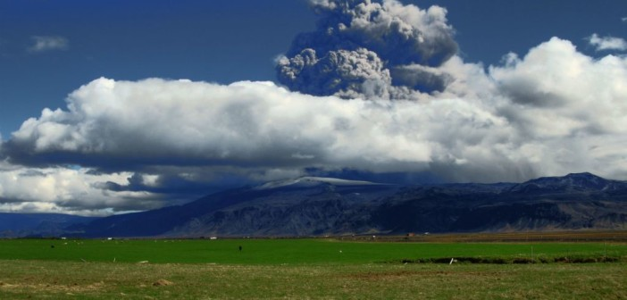 Vulkan Bardarbunga auf Island steht kurz vor dem Ausbruch