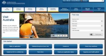 Ein eVisitor Visum für Australien online beantragen