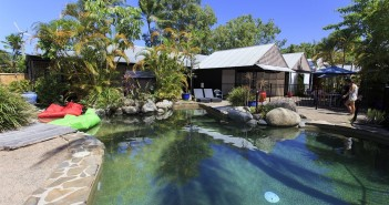 Coral Beach Lodge – Schöne Unterkunft in Port Douglas