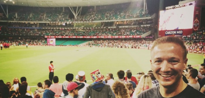 Cricket Big Bash League – Sydney 6ers vs Sydney Thunder